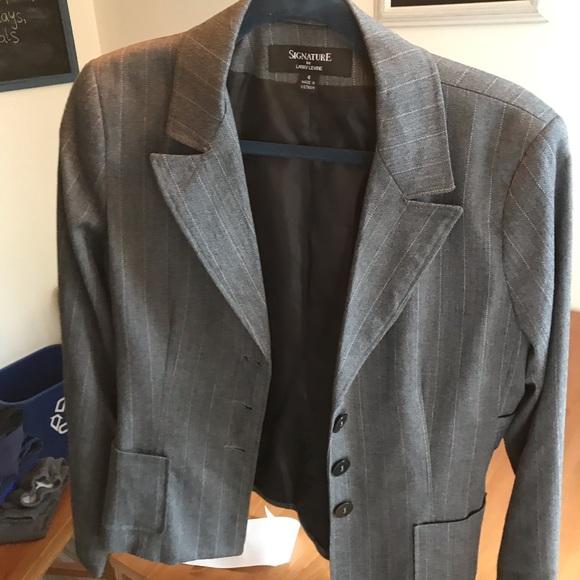 Signature by Larry Levine Jackets & Blazers - Women's work blazer